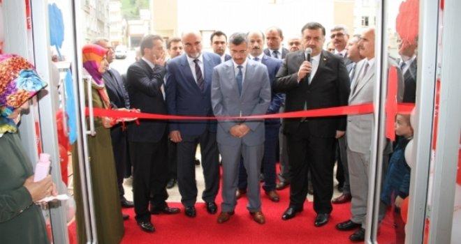 15 Temmuz Şehitler Kur'an Kursu Açıldı