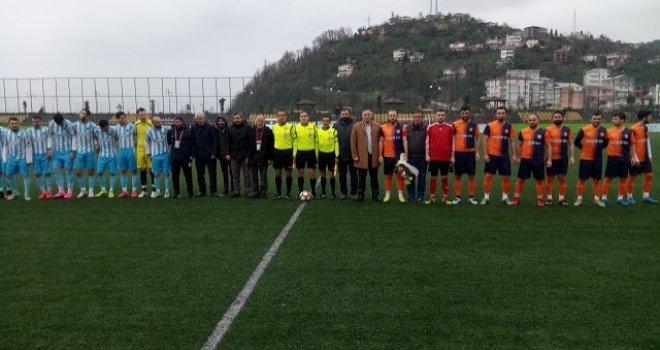 Kendirlispor, Play Off Maçında 3 Puanı Aldı